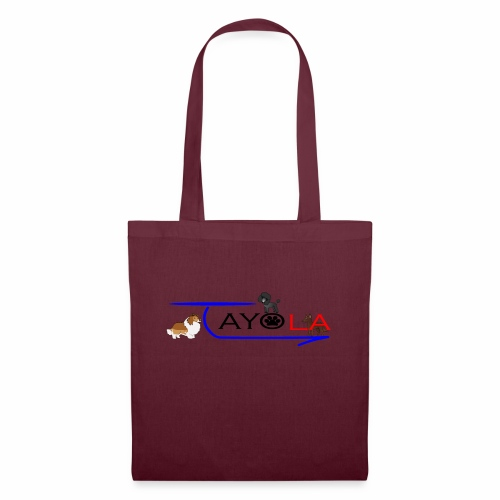 Tayola Black - Tote Bag