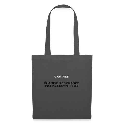 design castres - Tote Bag