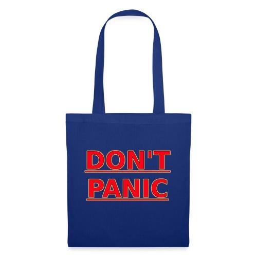 DON T PANIC - Tote Bag