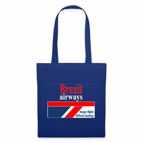 BREXIT AIRWAYS - Tas van stof