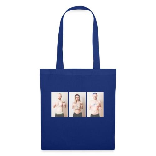 TYGKASSE MINDRE png - Tote Bag