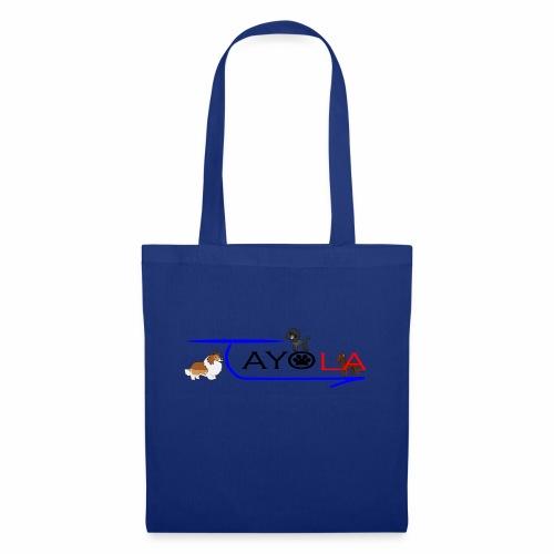 Tayola Black - Tote Bag