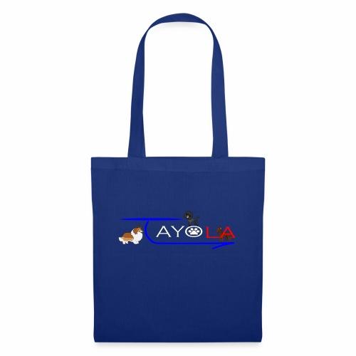 Tayola White - Tote Bag