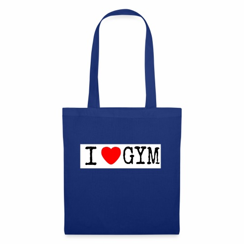 LOVE GYM - Borsa di stoffa