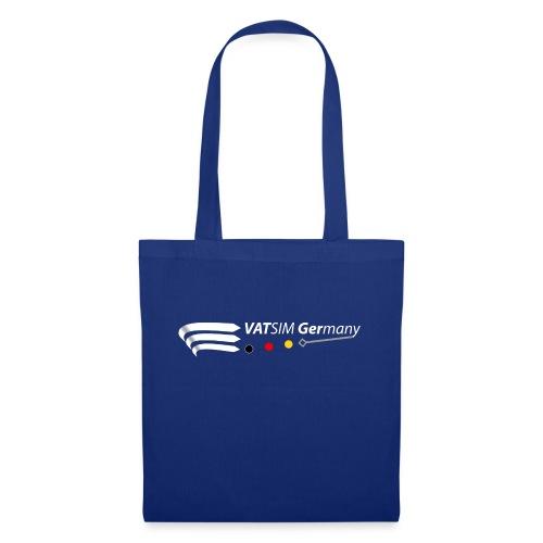 VATGer Logo White - Stoffbeutel