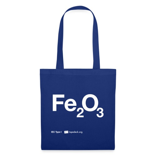 IEC Type I - Fe2O3 - Tote Bag
