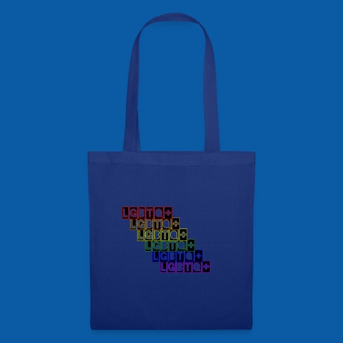 LGBTQ+ Raibow - Stoffbeutel