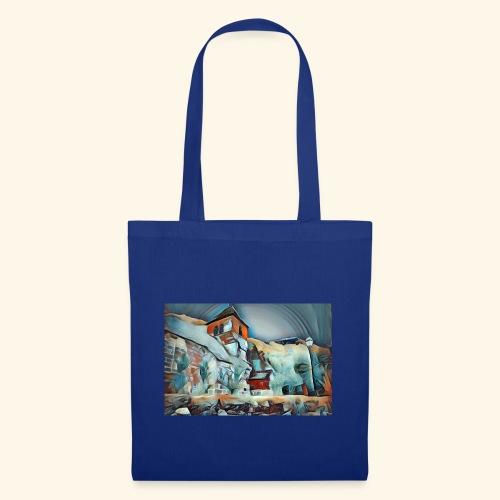 Bysantine church - Tote Bag