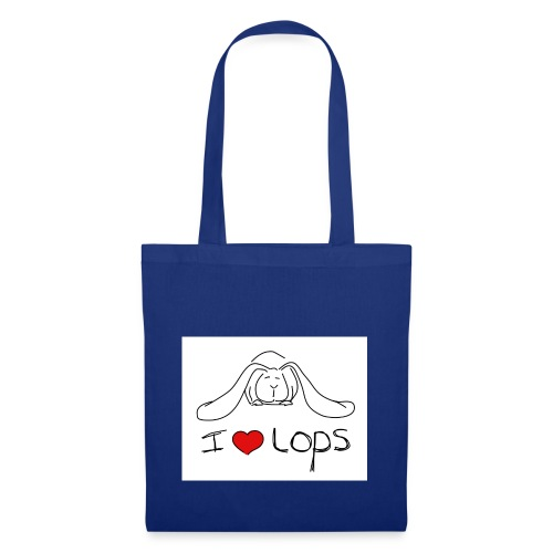I Love Lops - Tote Bag