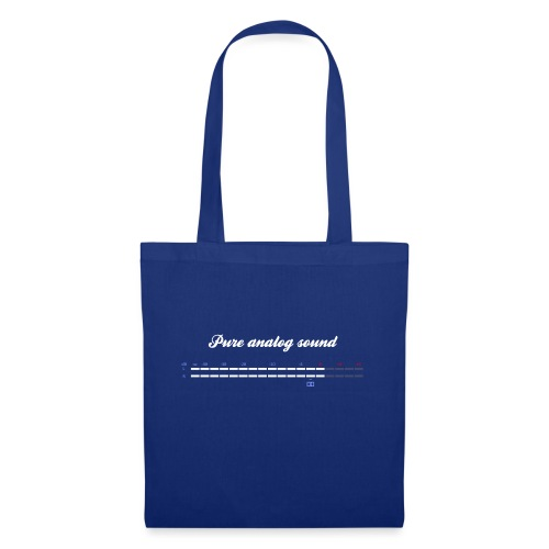 digital VU meters - Tote Bag