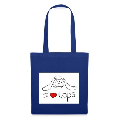 I Love Lops - Tote Bag