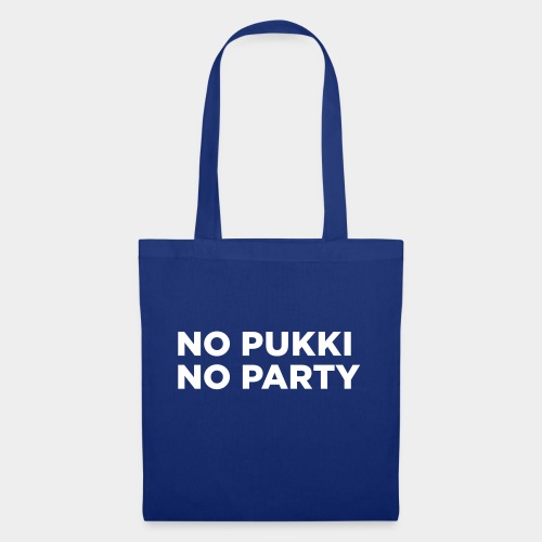No Pukki, no party - Kangaskassi