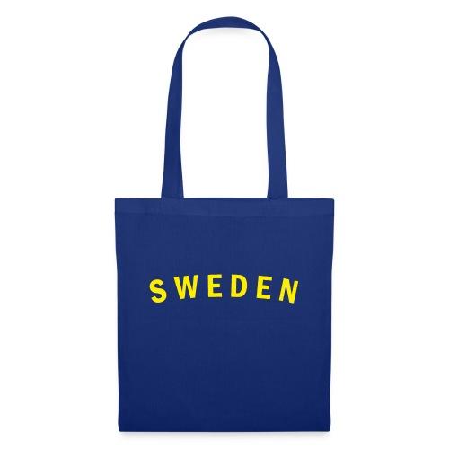 sweden - Tygväska