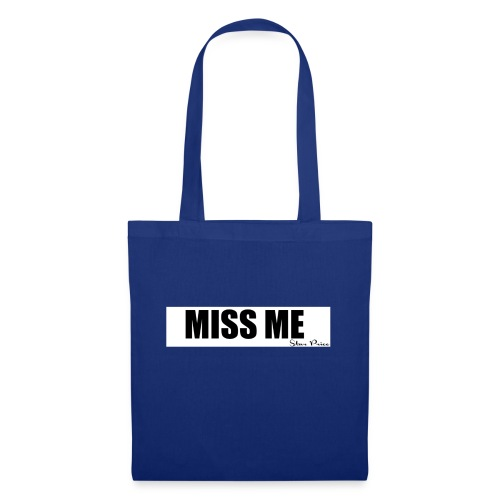 MISS ME - Tote Bag