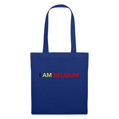 I AM BELGIUM - Sac en tissu