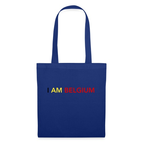 I AM BELGIUM - Tote Bag