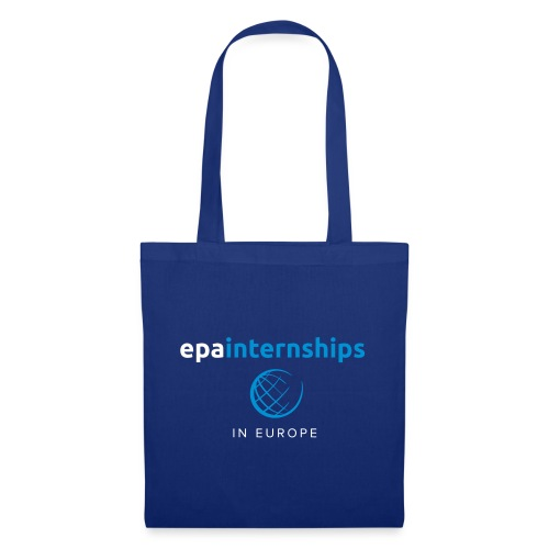EPA Logo White - Tote Bag