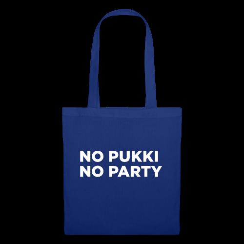 No Pukki, no party - Kangaskassi