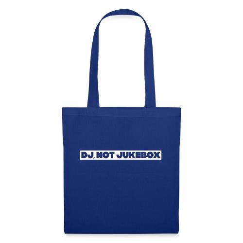 DJ, not Jukebox - Tote Bag