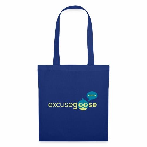 excusegoose 01 - Stoffbeutel