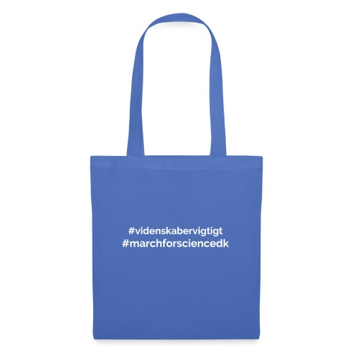 March for Science Danmark - Tote Bag