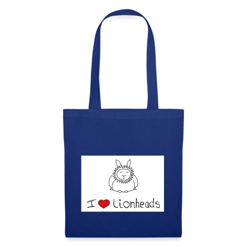 I Love Lionheads - Tote Bag