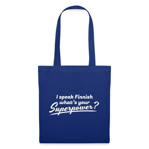 I speak Finnish what's your Superpower? - Kangaskassi