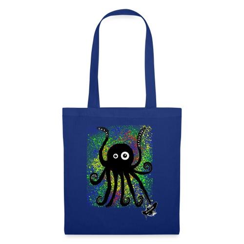 Sweet Octopus by BlackenedMoonArts, with logo - Mulepose