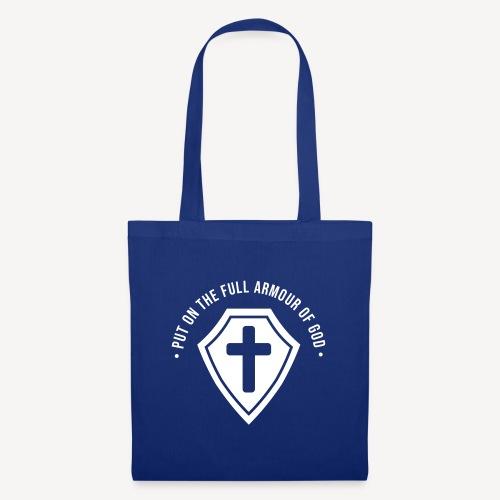 EPHESIANS 6:10 - Tote Bag