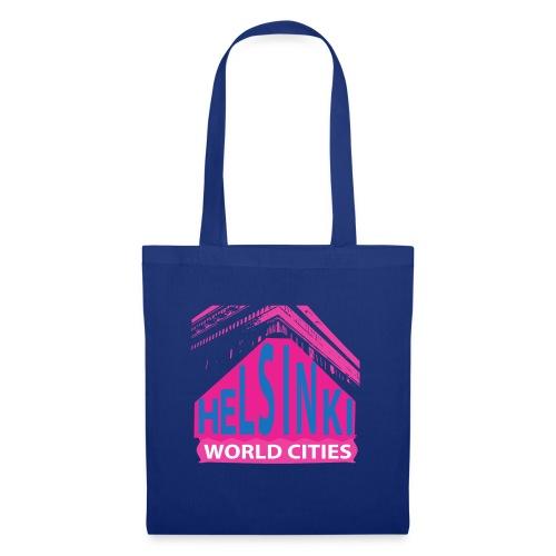 Helsinki2 pink2 - Tote Bag