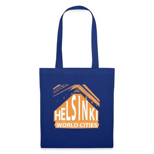 Helsinki2 orange - Tote Bag