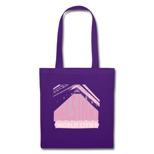 Helsinki light pink - Tote Bag