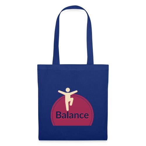 Balance red - Tote Bag