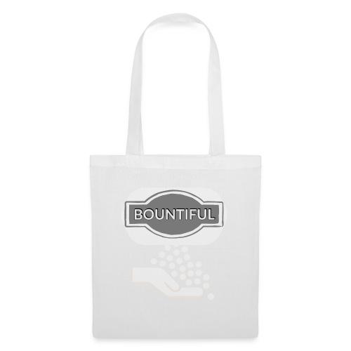 Bontiul gray white - Tote Bag