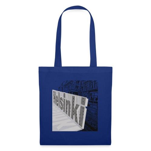 helsinki tram typo - Tote Bag