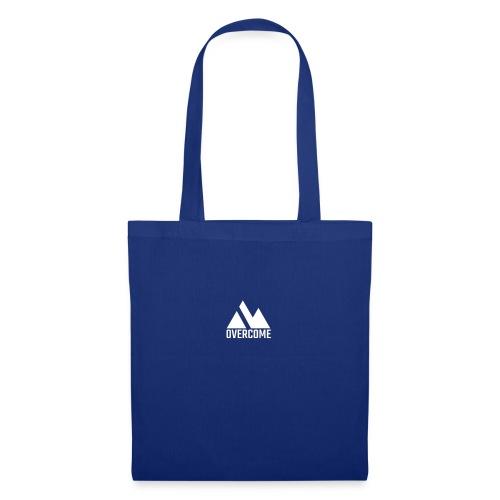 overcome middle - Tote Bag