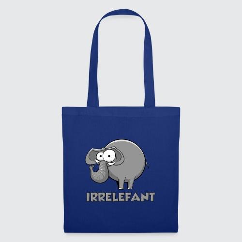 Irrelefant - Stoffbeutel