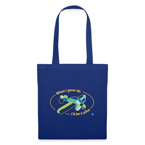 When I grow up - Tote Bag