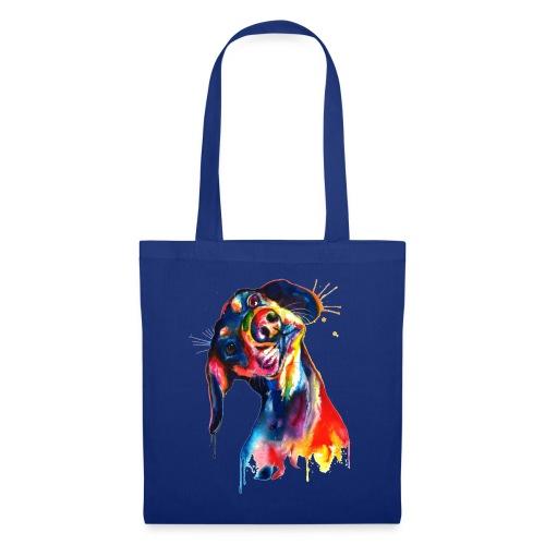 Perrito adorable - Bolsa de tela