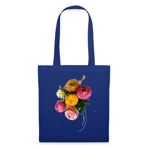Bouquet de renoncules - Sac en tissu