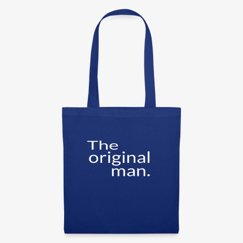 the original man - Tote Bag