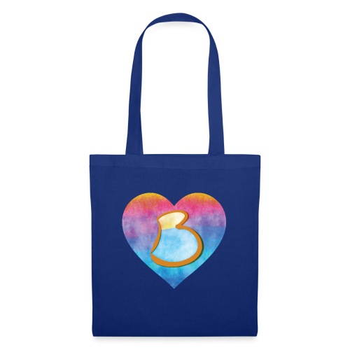 Be a B Heart - Tote Bag