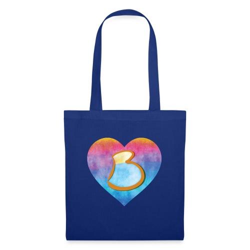 Be a B Heart - Tote Bag
