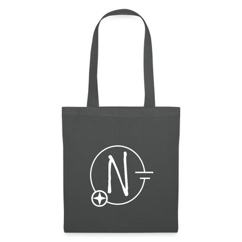 Nerdpol Logo White - Stoffbeutel