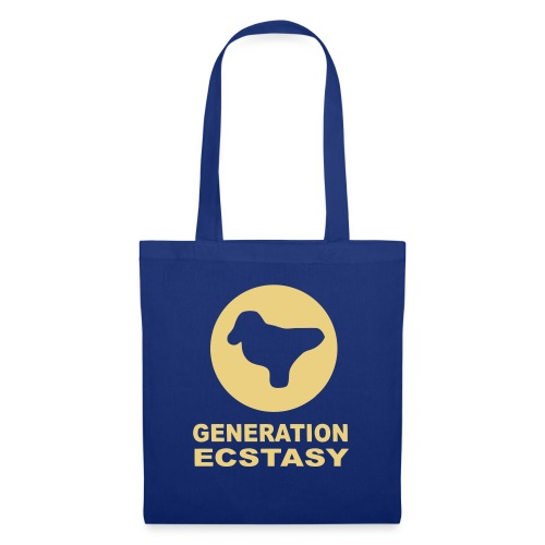 Generation Ecstasy featuring a Dove Pill - Tote Bag