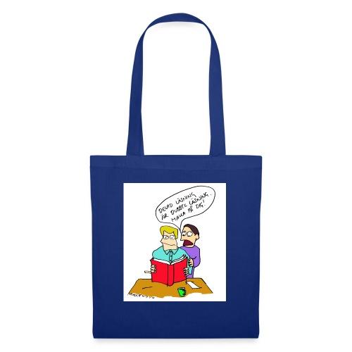 Bookbag - Tygväska