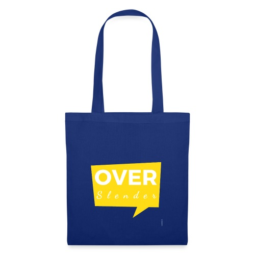 Too Over Slender - Tote Bag