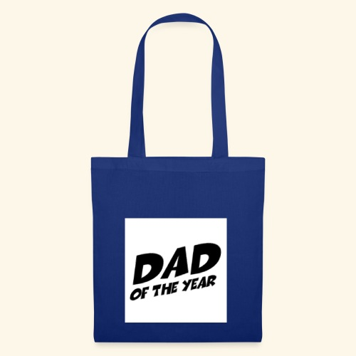 Årets pappa - Stoffveske