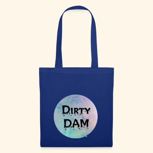 Dirty DAM dark - Sac en tissu
