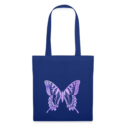 Watercolor Butterfly - Tote Bag